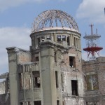 The only building to survive the atom bomb in 1941.