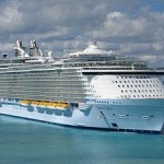 Oasis of the Seas - a mega ship