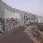 Bethlehem's 30 foot wall.