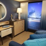 Royal Caribbean's virtual look outside - warm inside!