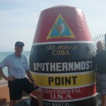 Key West - Southernmost point in USA