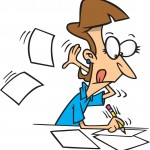 Writing on a ship can be fun