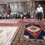 Mandatory visit to Turkish Rug factory