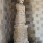 old statue