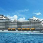 "Is ""Melody of the Seas"" the name of the next Royal Caribbean Oasis-class ship?"