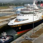 New Panama Canal Locks open and operating