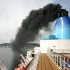 Evolution of Cruise ship power plants means lower emissions.