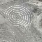 Are the lines at Nazca a message from UFO's?