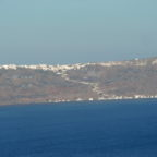Santorini is the next domino to fall in the battle against hordes of cruise passengers invading
