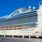 High Tech bursts into the cruise ship industry; wifi and beyond