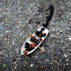 """Forget Global Warming: the """"Plastic Ocean"""" is going to kill us."""