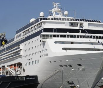 MSC Opera holds 2500+ passengers and crew