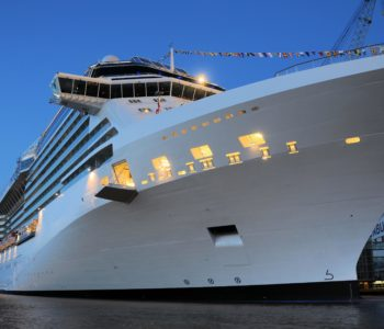 Life after Covid 19 - Cruise ship speakers future still strong [Image via ShapiroInternational]